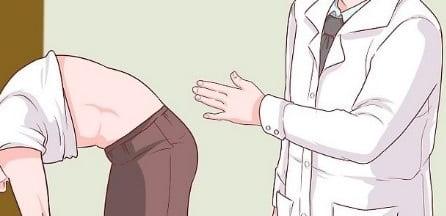 تشخیص اسکولیوز دژنراتیو