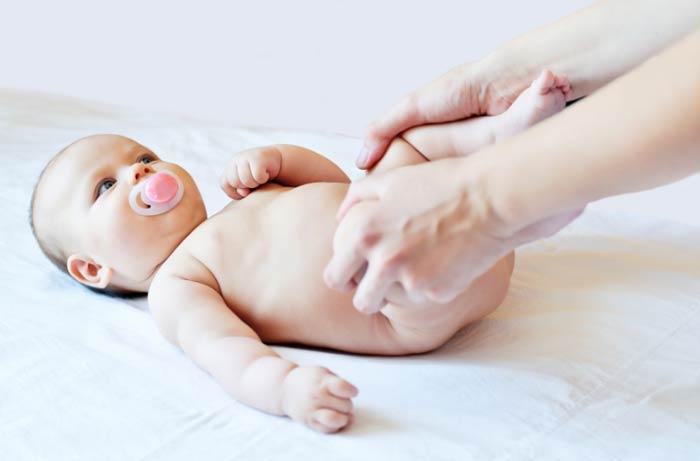 دررفتگی لگن نوزاد