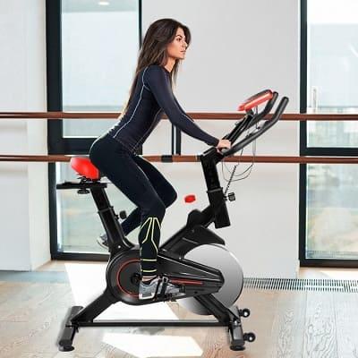 دوچرخه سواری برای درمان زانو ضربدری