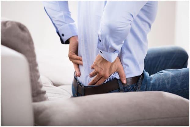 روشهای خانگی کنترل و درمان درد دیسک کمر