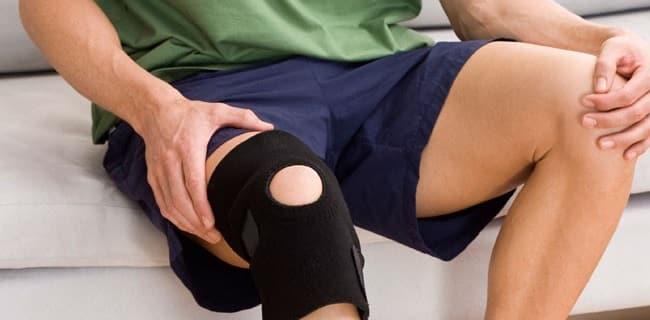 زانوبند برای درمان آرتروز زانو