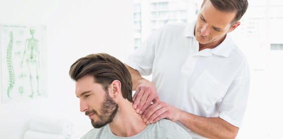 درمان گردن درد با فیزیوتراپی