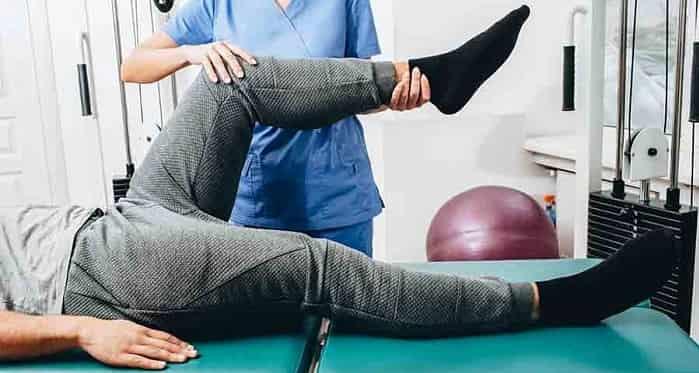 فیزیوتراپی برای درمان آرتروز زانو