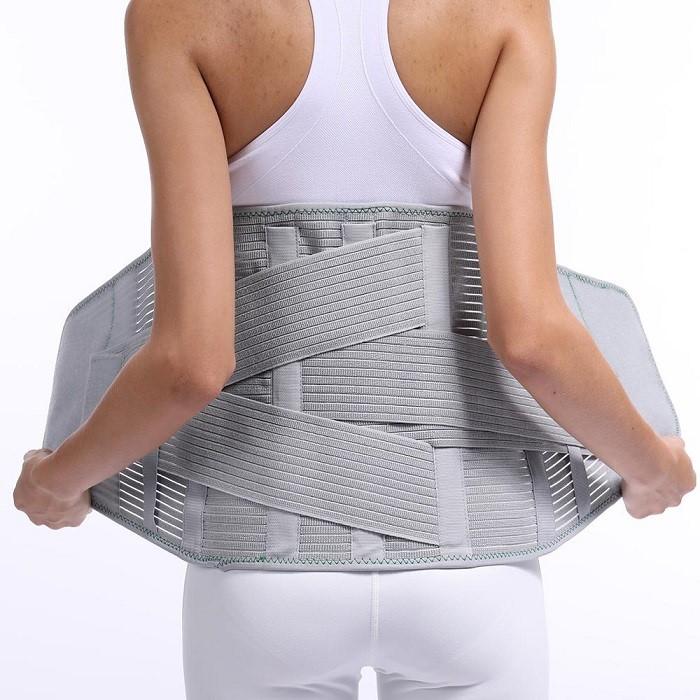 مزایای پوشیدن بریس (کمربند طبی) بعد از جراحی اسکولیوز کمر